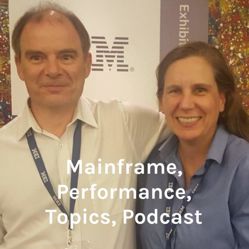 Cover art for podcast Mainframe, Performance, Topics Podcast