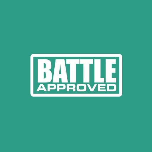 Cover art for podcast Battle Approved