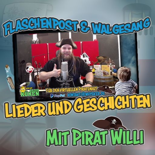 Cover art for podcast Flaschenpost & Walgesang (Gute Nacht für Kinder)
