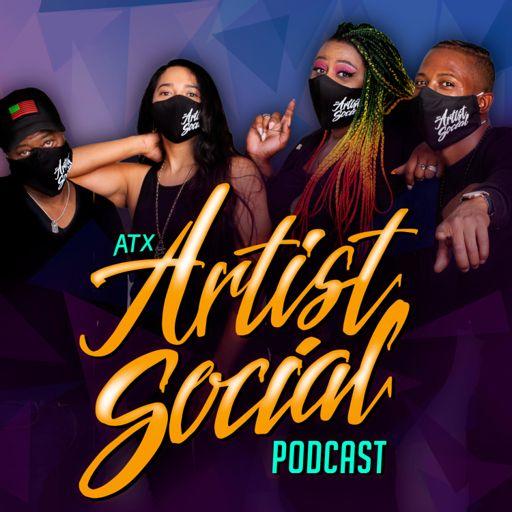 Cover art for podcast ATX Artist Social