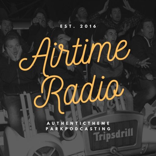 Cover art for podcast Airtime Radio