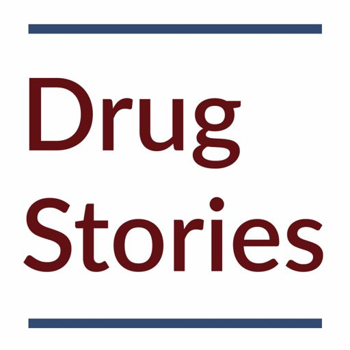 Cover art for podcast Drug Stories Project