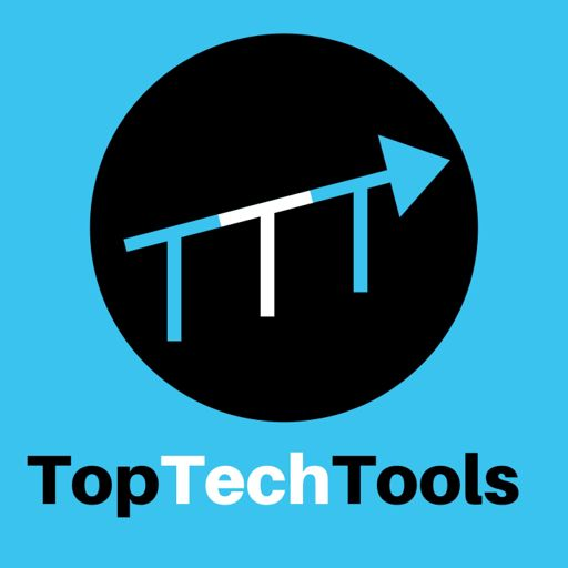 Cover art for podcast Top Tech Tools