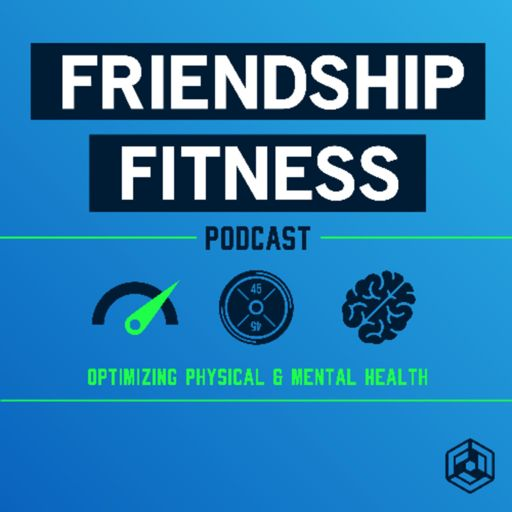 Cover art for podcast Friendship Fitness