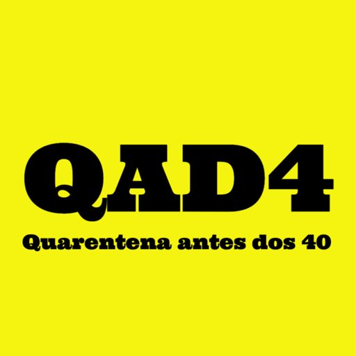 Cover art for podcast Quarentena antes dos 40
