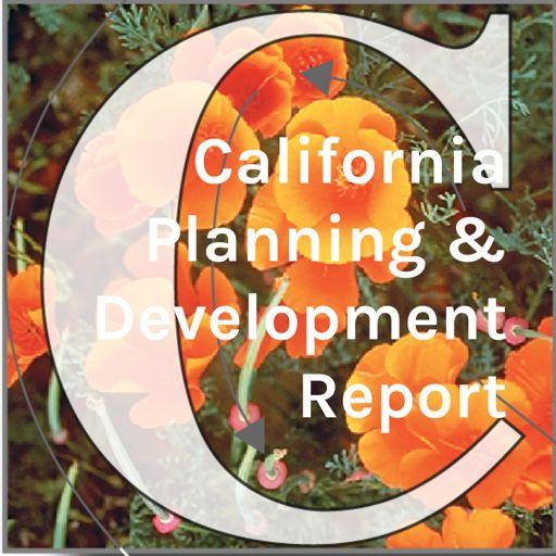 Cover art for podcast California Planning & Development Report