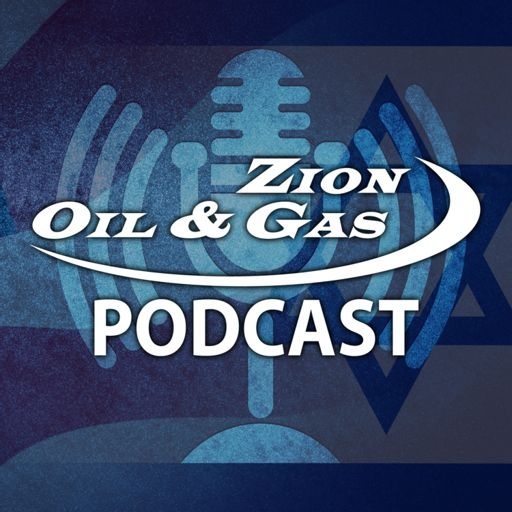Cover art for podcast Zion Oil & Gas Podcast