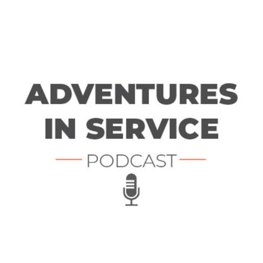 Cover art for podcast Adventures in Service