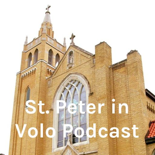 Cover art for podcast St. Peter in Volo Podcast