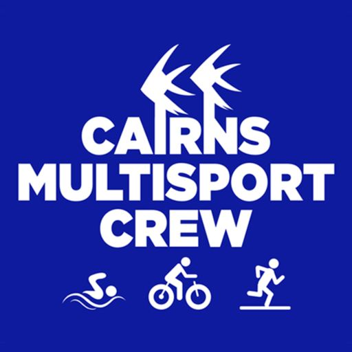 Cover art for podcast Cairns MultiSport Crew Podcast