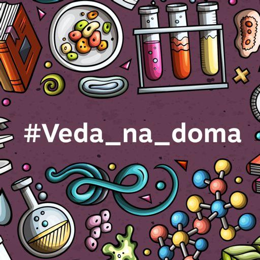 Cover art for podcast Věda na doma