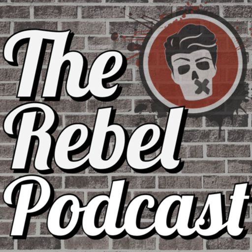 Cover art for podcast The Rebel Podcast