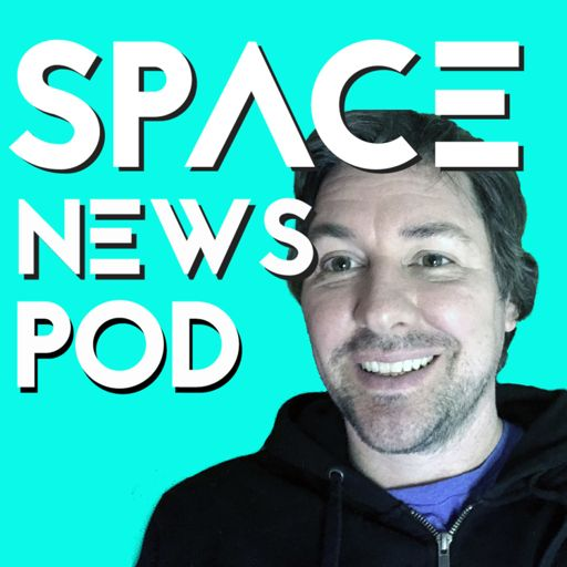 Cover art for podcast SPACE NEWS POD