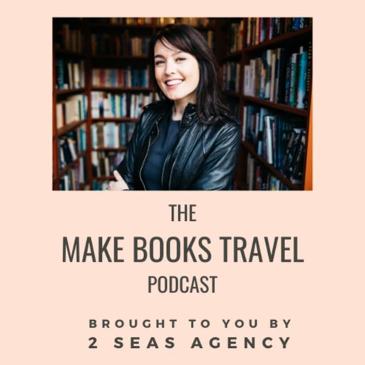 Cover art for podcast The Make Books Travel Podcast
