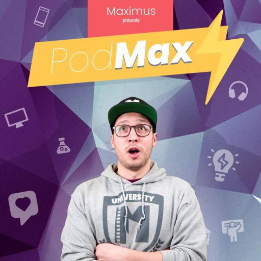 Cover art for podcast PODMAX