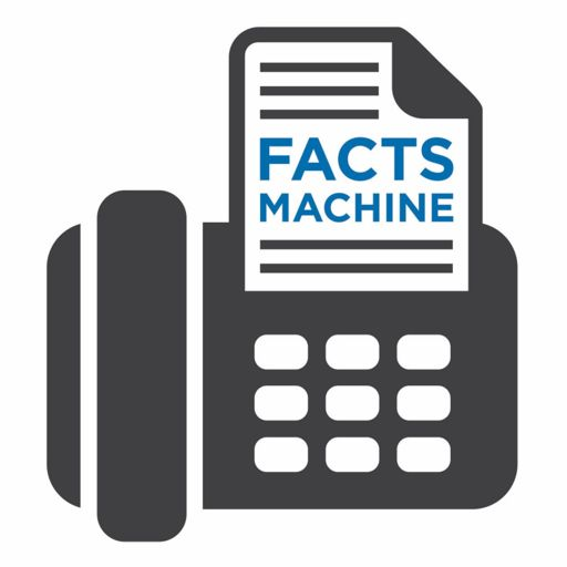 Cover art for podcast Facts Machine