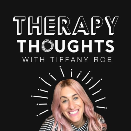 Cover art for podcast Therapy Thoughts