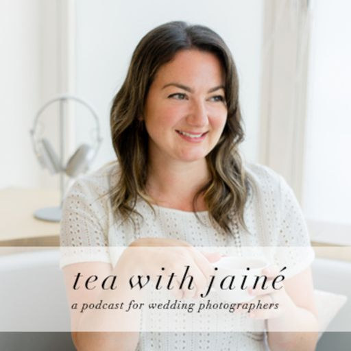 Cover art for podcast Tea With Jainé