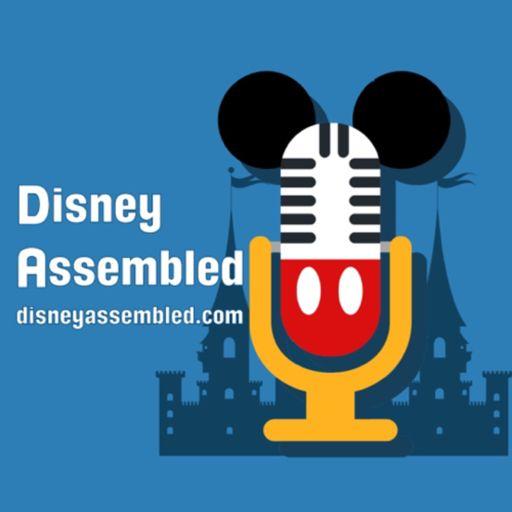 Cover art for podcast Disney Assembled