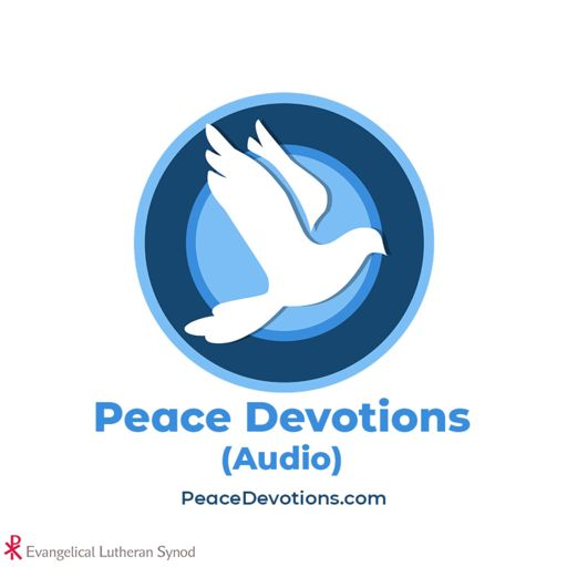 Cover art for podcast Peace Devotions (Audio)