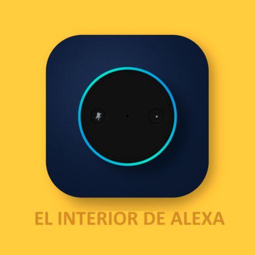 Cover art for podcast El interior de Alexa