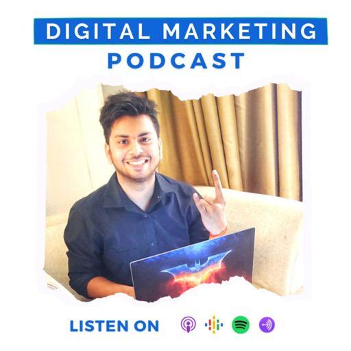 Cover art for podcast The Krantesh Show | Digital Marketing Podcast