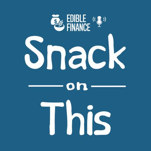 Cover art for podcast Snack On This