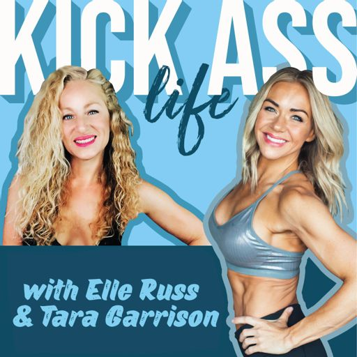 Cover art for podcast Kick Ass Life