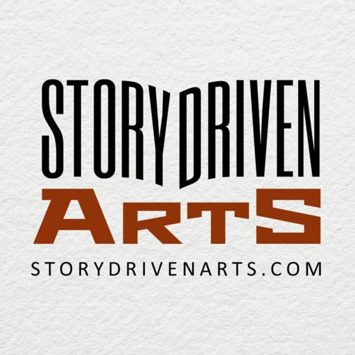 Cover art for podcast Story Driven Arts