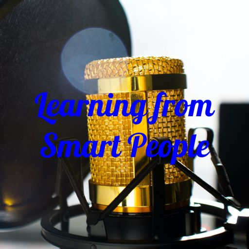 Cover art for podcast Learning from Smart People