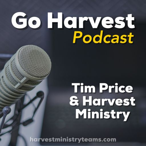 Cover art for podcast GO HARVEST (Tim Price)