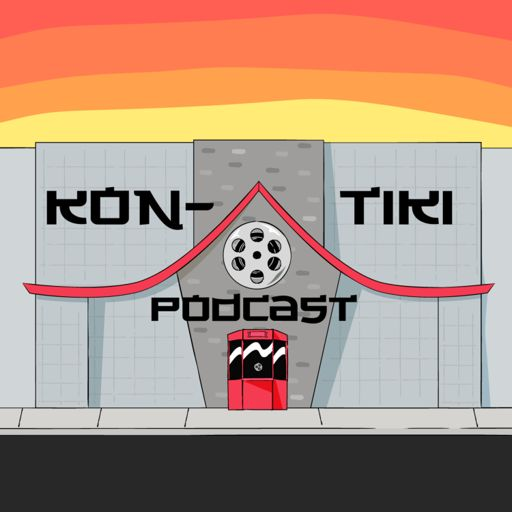 Cover art for podcast Kon-tiki Podcast
