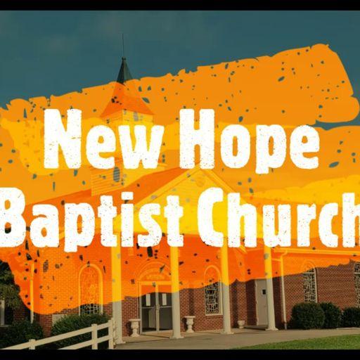 Cover art for podcast New Hope Online