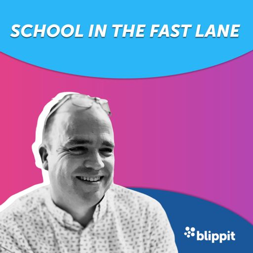 Cover art for podcast School in the Fast Lane