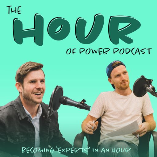 Cover art for podcast The Hour Of Power Podcast