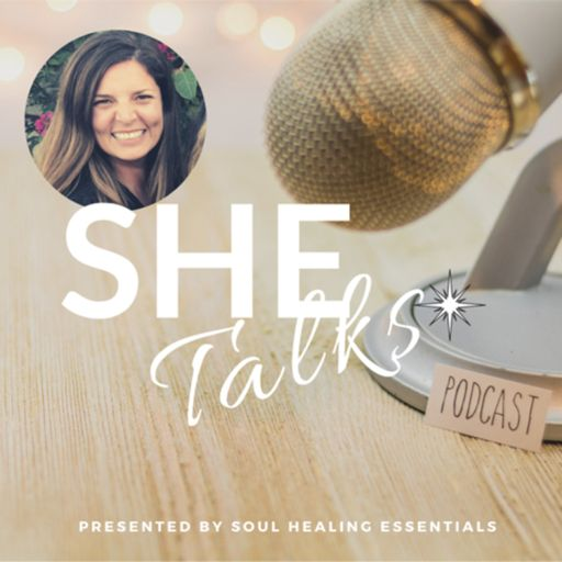 Cover art for podcast SHE Talks