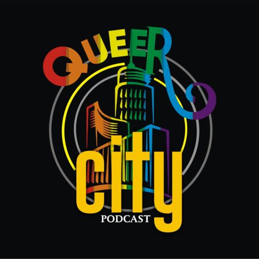 Cover art for podcast QueerCity