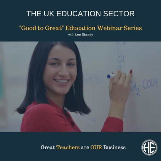 Cover art for podcast Good to Great Education Leaders Series!