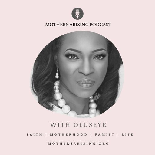 Cover art for podcast Mothers Arising Podcast