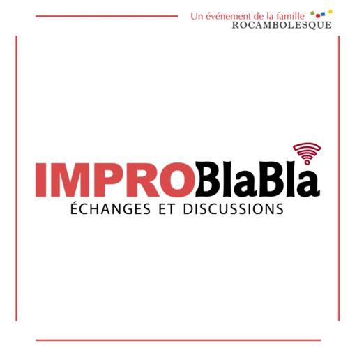 Cover art for podcast Impro Blabla