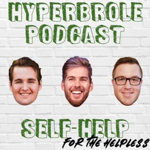 Cover art for podcast Hyperbrole: A Comedy Advice Podcast