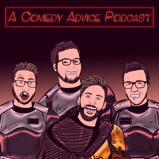 Cover art for podcast A Comedy Advice Podcast