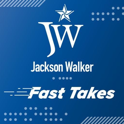 Cover art for podcast Jackson Walker Fast Takes