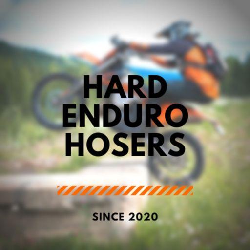 Cover art for podcast Hard Enduro Hosers