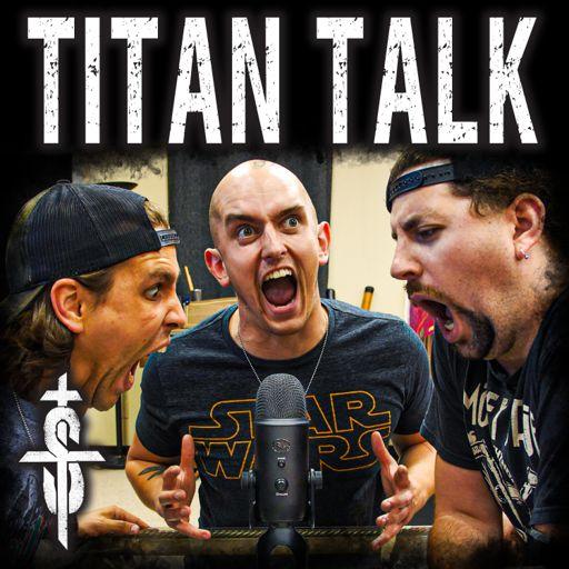 Cover art for podcast Titan Talk