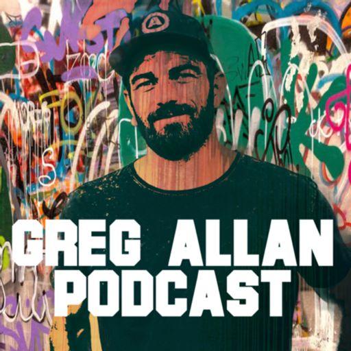 Cover art for podcast Greg Allan Podcast | Life, Performance, Mindset, Family, Business, Money & Health