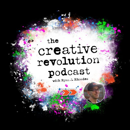 Cover art for podcast The Creative Revolution Podcast