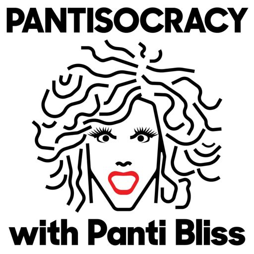 Cover art for podcast PANTISOCRACY with Panti Bliss