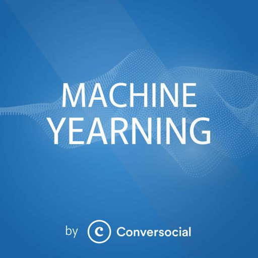 Cover art for podcast Machine Yearning