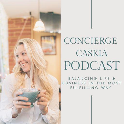 Cover art for podcast Concierge Caskia